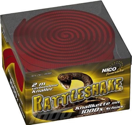 Knallkette Rattlesnake