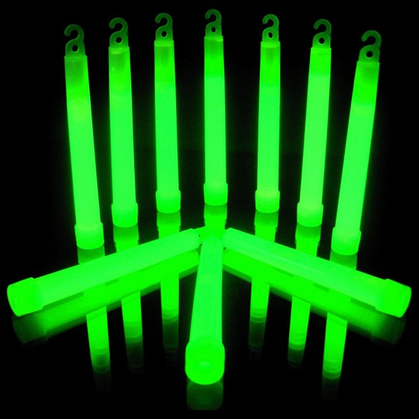 Knickleuchtstäbe Ultrahell grün